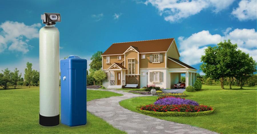 Комплексные системы очистки воды 5 в 1