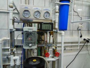 Система водоподготовки для парфюмерно-косметической компании - 2