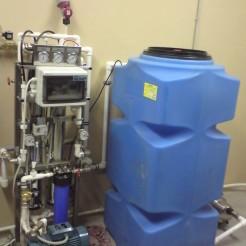 Очистка водопроводной воды для ООО «Водтрансприбор» - 8