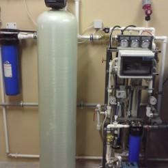 Очистка водопроводной воды для ООО «Водтрансприбор» - 3