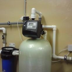 Очистка водопроводной воды для ООО «Водтрансприбор» - 2