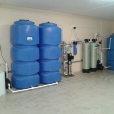 Система водоподготовки для пивоварни, г. Выборг - 1