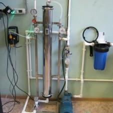 Система водоподготовки для предприятия по производству товаров бытовой химии, г. Гатчина - 3