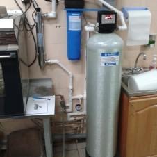 Система обезжелезивания воды для столовой Школы-интернат №37 - 1