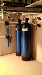 Система обезжелезивания воды для фуд-корта ТРК «Европолис» - 1