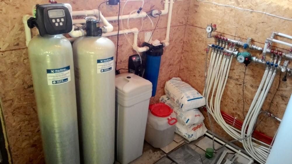 Система очистки воды из колодца в п. Парголово - 1