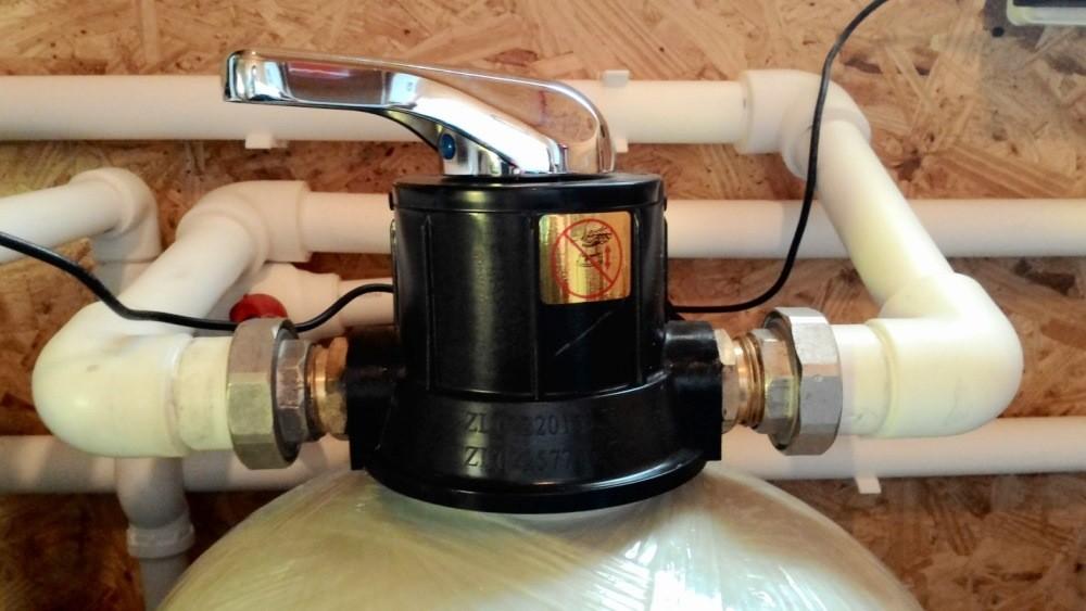 Система очистки воды из колодца в п. Парголово - 3