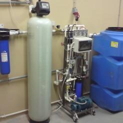 Очистка водопроводной воды для ООО «Водтрансприбор» - 1