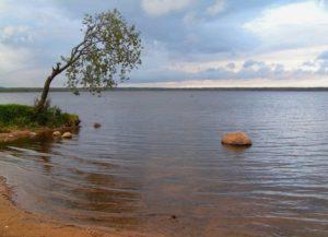 Очистка воды из реки, озера, водоёма
