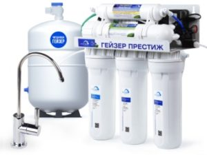 Получение воды для питьевых нужд