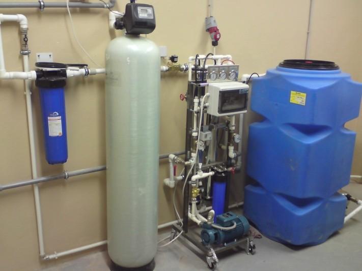 Проект водоподготовки для станка гидроабразивной резки - 2