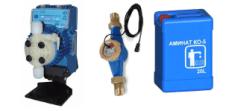 Контроль дозирования рН обрабатываемой воды для котельных
