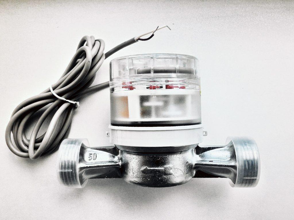 Zenner ETK-I (хол.вода) Dn15 импульсный