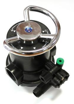 Ручной управляющий клапан F64A