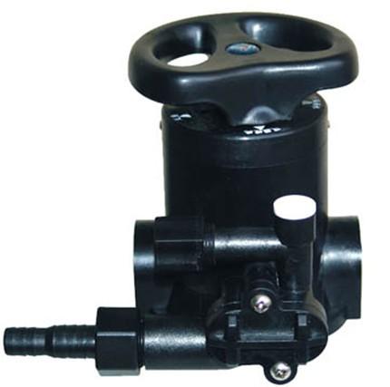 Ручной управляющий клапан F64B