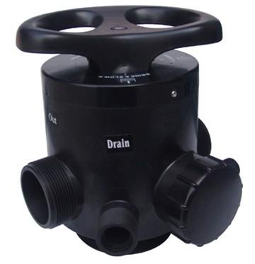 Ручной управляющий клапан F64D