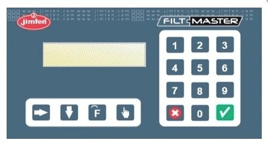 Контроллер для Filtmaster
