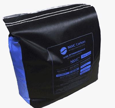 Активированный уголь NWC 12×40